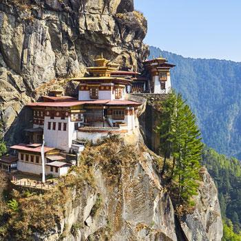 Butão, o Reino Mágico
