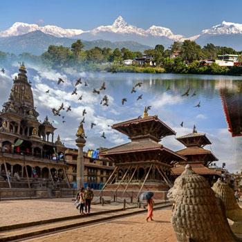 Nepal e os Grandes Himalayas