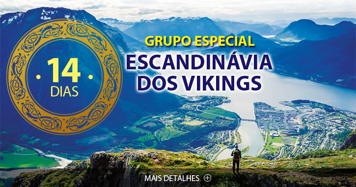 Grupo Especial Escandinávia dos Vikings Destaques Scan-Suisse