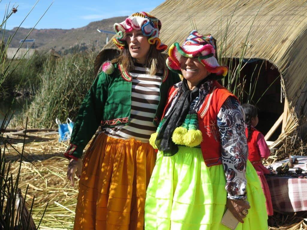 Grupos de Viagens Especiais Peru 2016