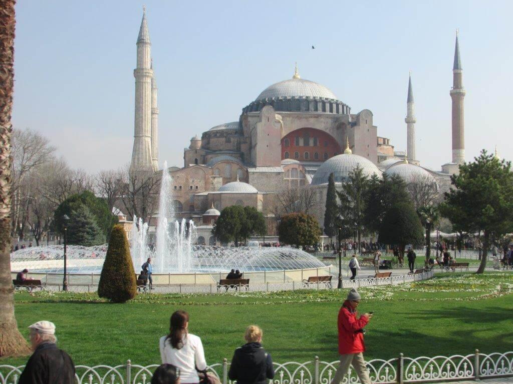 Grupos de Viagens Especiais Turquia 2013