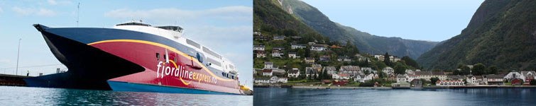 Fjordline Express / Hirtshals – Kristiansand