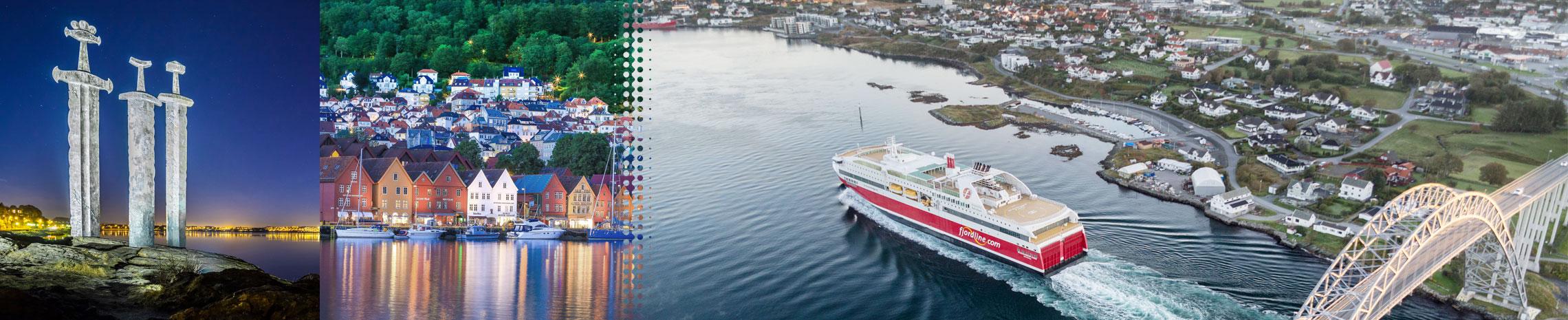 Fjordline Dinamarca-Noruega