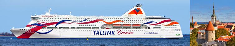 TALLINK SILJA Estocolmo-Tallinn v.v.