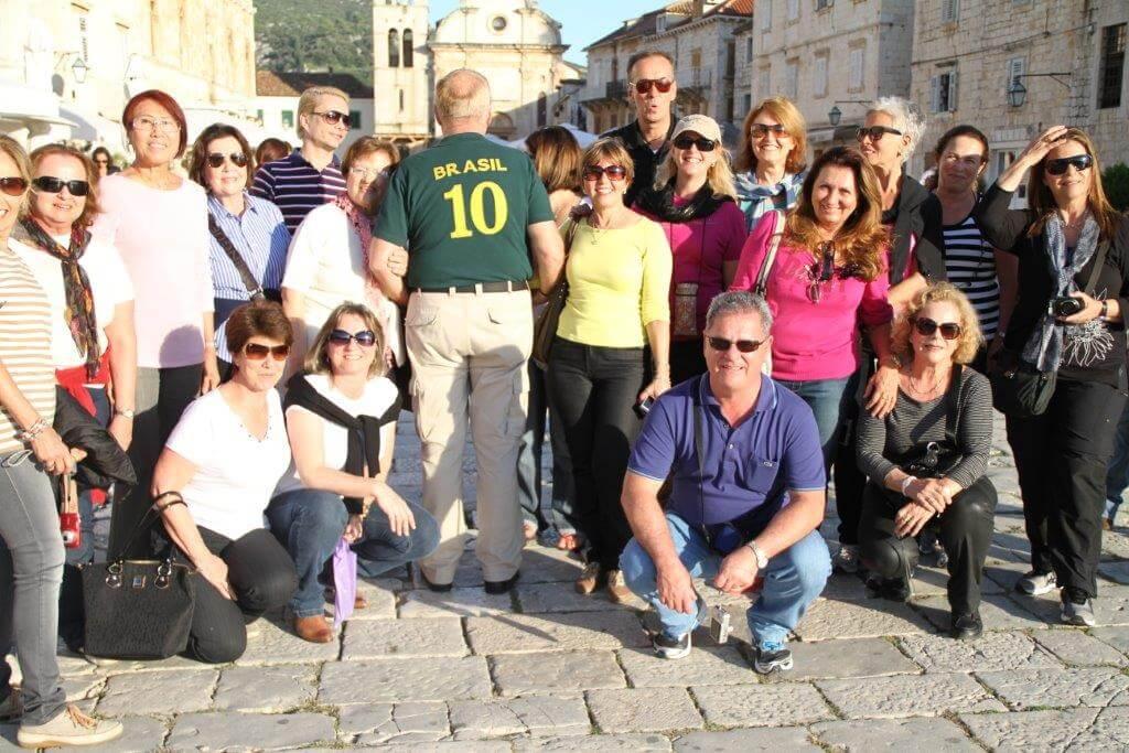 Grupos de Viagens Especiais Sérvia, Bósnia, Montenegro, Croácia, Eslovênia 2012