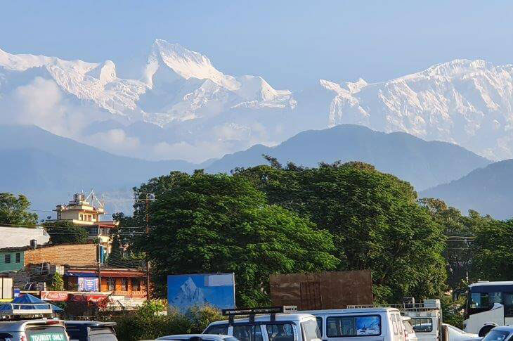 Índia, Nepal, Butão Scan-Suisse