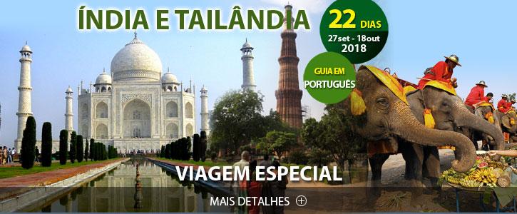 Viagens Especiais / Promoções Scan-Suisse India Tailandia ScS