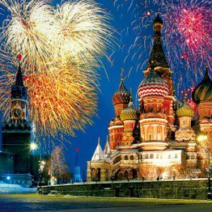 Leste Europeu Rússia