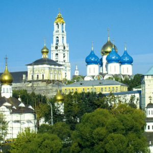 Rússia Anel de Ouro