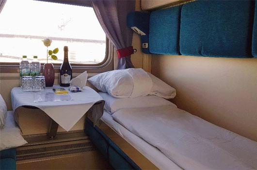Transiberiano Cabin StnPlus3