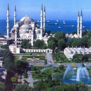 Turquia, Egito, Grécia, Emirados, Cáucaso