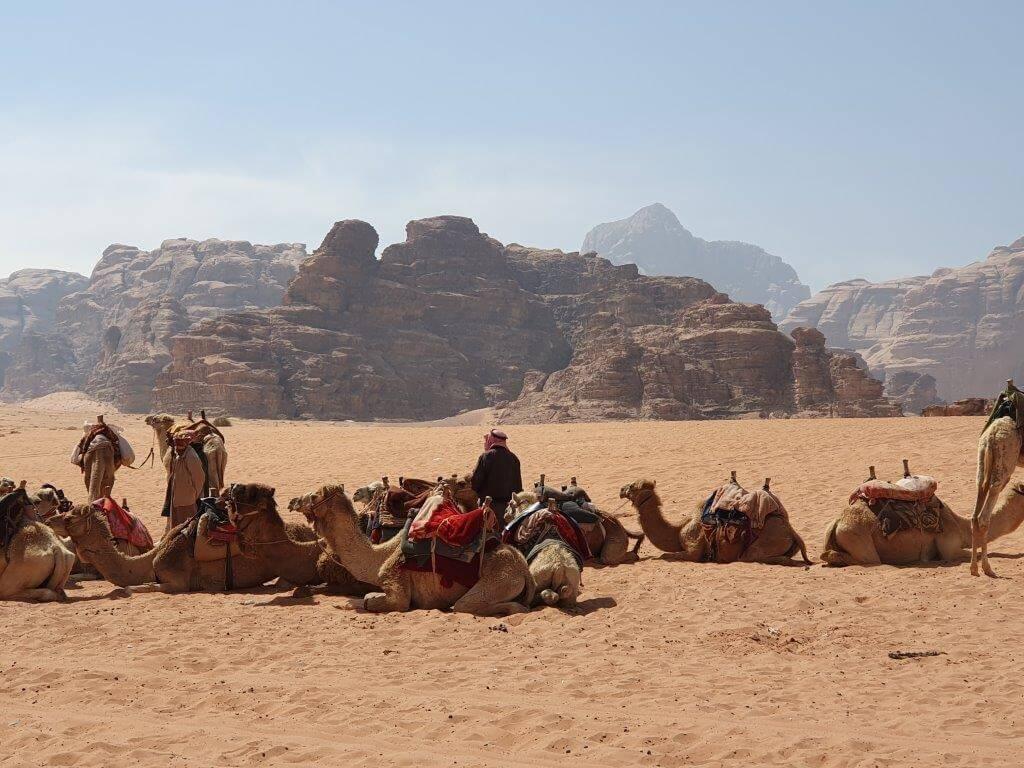 Viagem Especial Líbano e Jordânia