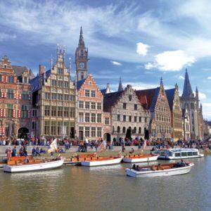 Países Baixos e Paris