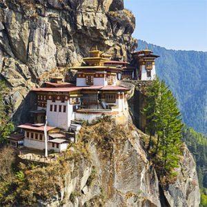 Triângulo do Butão