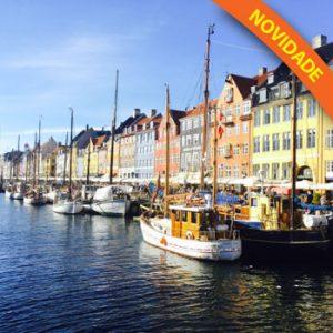 Encantos da Suécia e Dinamarca