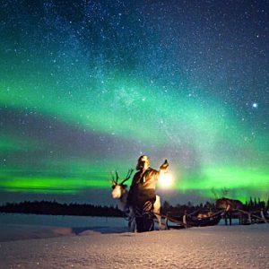 Natal Mágico na Lapônia