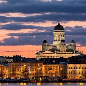 Os Fabulosos Lagos Finlandeses e Helsinki
