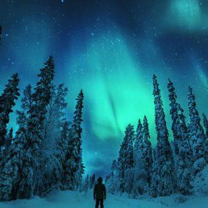 Pelas Terras da Aurora Boreal
