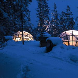 Lendas de Inverno - Lapônia