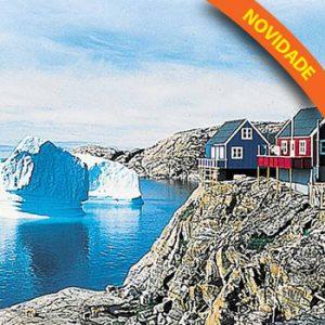 Groenlândia Express com Ilulissat, a cidade dos Icebergs