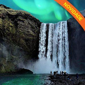 Aventura Aurora, Caverna de Gelo e Costa Sul