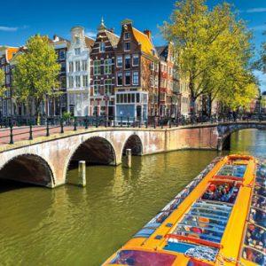 De Amsterdam a Londres