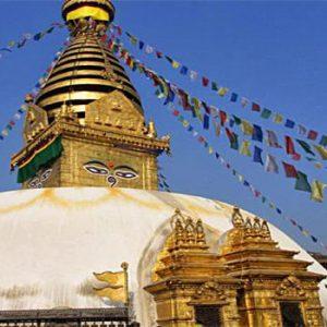 Triângulo Dourado com Kathmandu