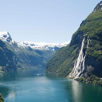 As 3 Capitais e os Fjords