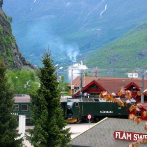 Go As You Please - Flaam e Balestrand / 6 dias
