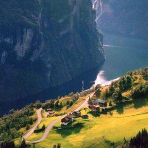 Fjords Noruegueses