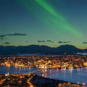 Escandinávia - Luzes de Tromso / 4 dias