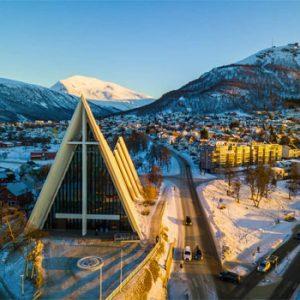 Aventura Ártica e Tromso