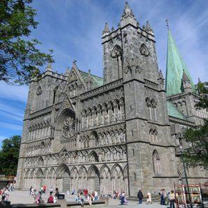 Trondheim e a Costa / 6 dias