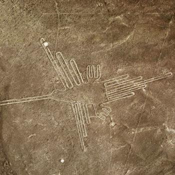 Linhas de Nazca e Machu Picchu
