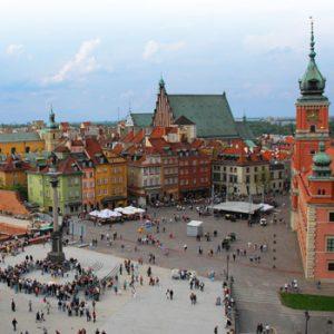 Polônia e Repúblicas Bálticas