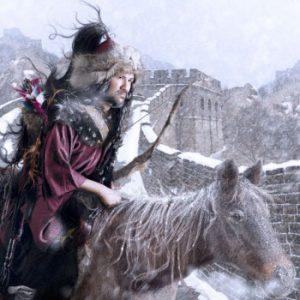 Pela Rota de Genghis Khan