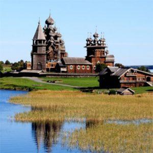 A Beleza do Norte da Rússia