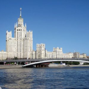 Noites Brancas e Moscou