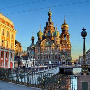 Países Bálticos e Rússia Histórica