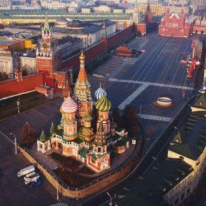 Stopover em Moscou