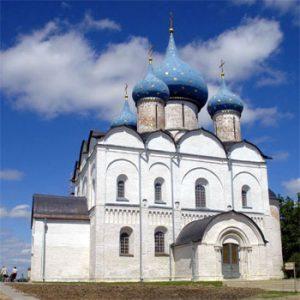 Capitais Russas e Anel de Ouro