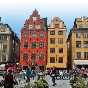 Repúblicas Bálticas e Países Nórdicos