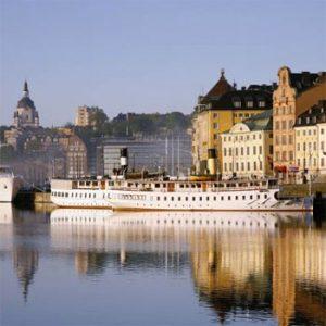 Essência Báltica e Capitais Nórdicas
