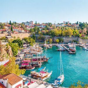 Do Mediterrâneo ao Egeu Turco