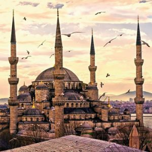 Extensão a Istanbul